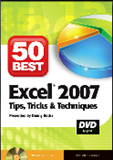50 Best Tips for Excel 2007