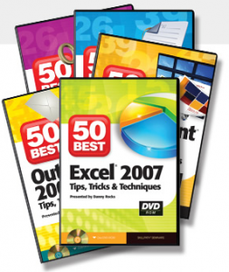 The 50 Best Tips DVD-ROMs