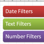 Filter Types in Excel