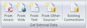 Get External Data From Commands