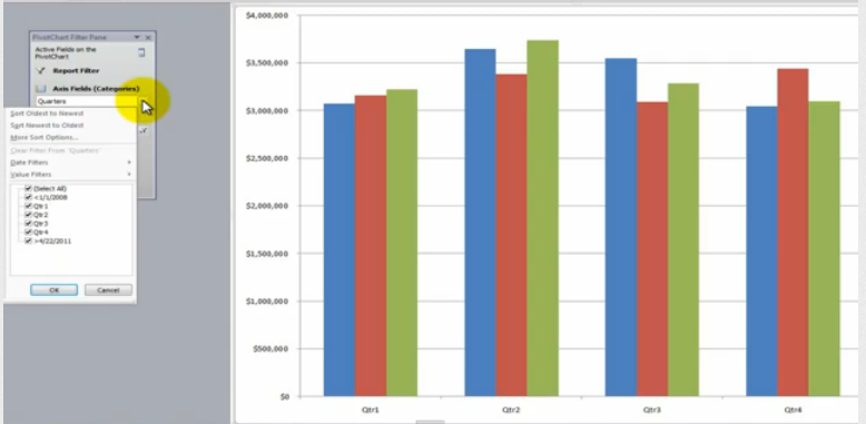 Learn How To Create And Work With Interactive Pivot Table