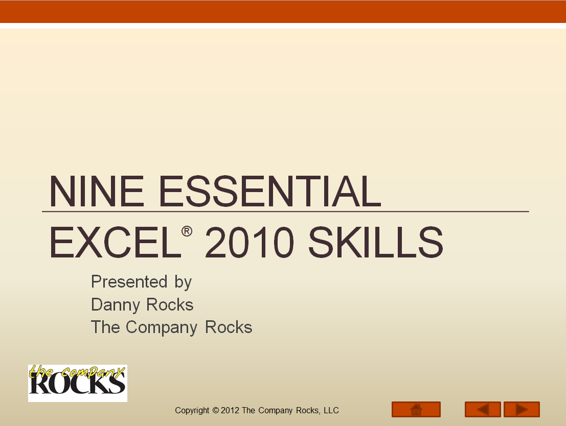 how to make a good title page for powerpoint
