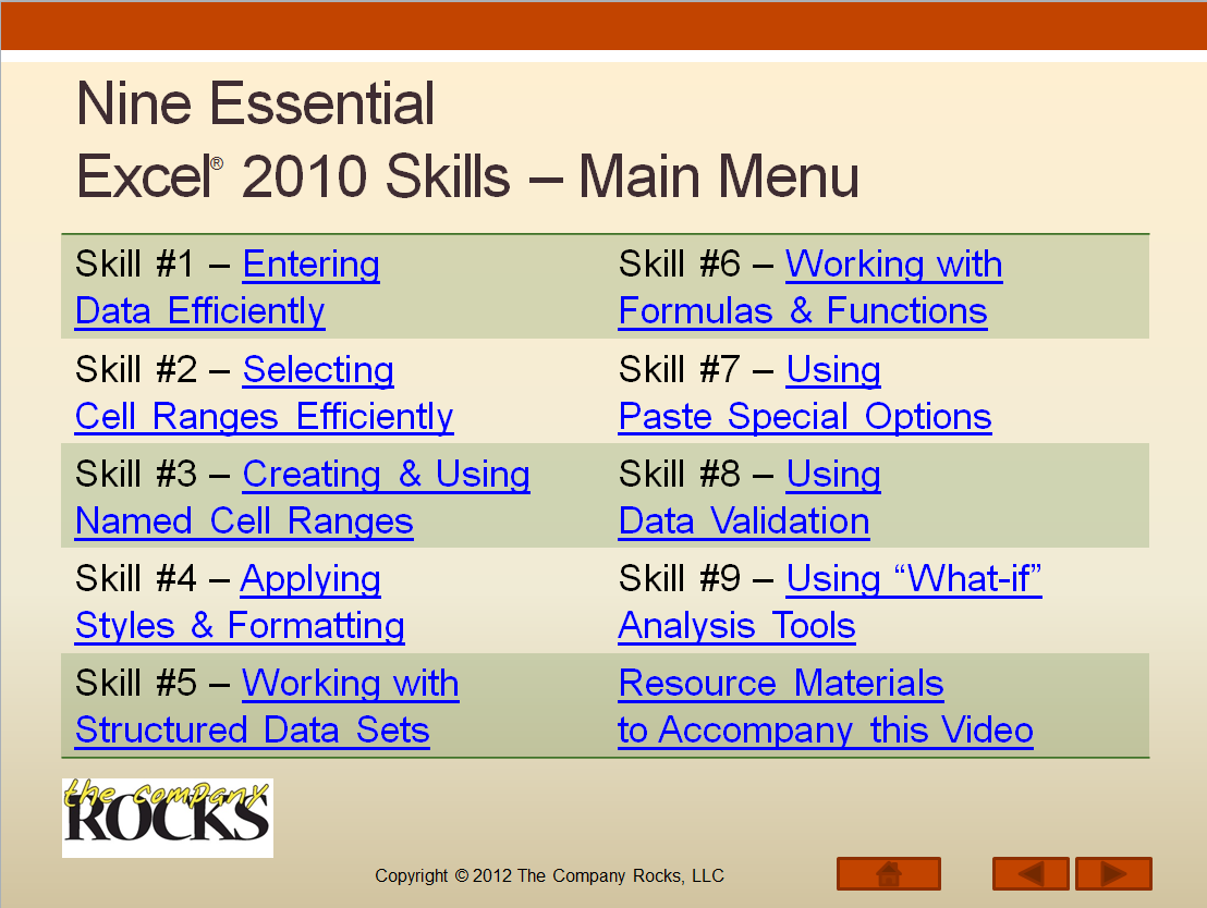 Workbooks how to merge workbooks in excel 2010 : Download Excel Workbooks | The Company Rocks